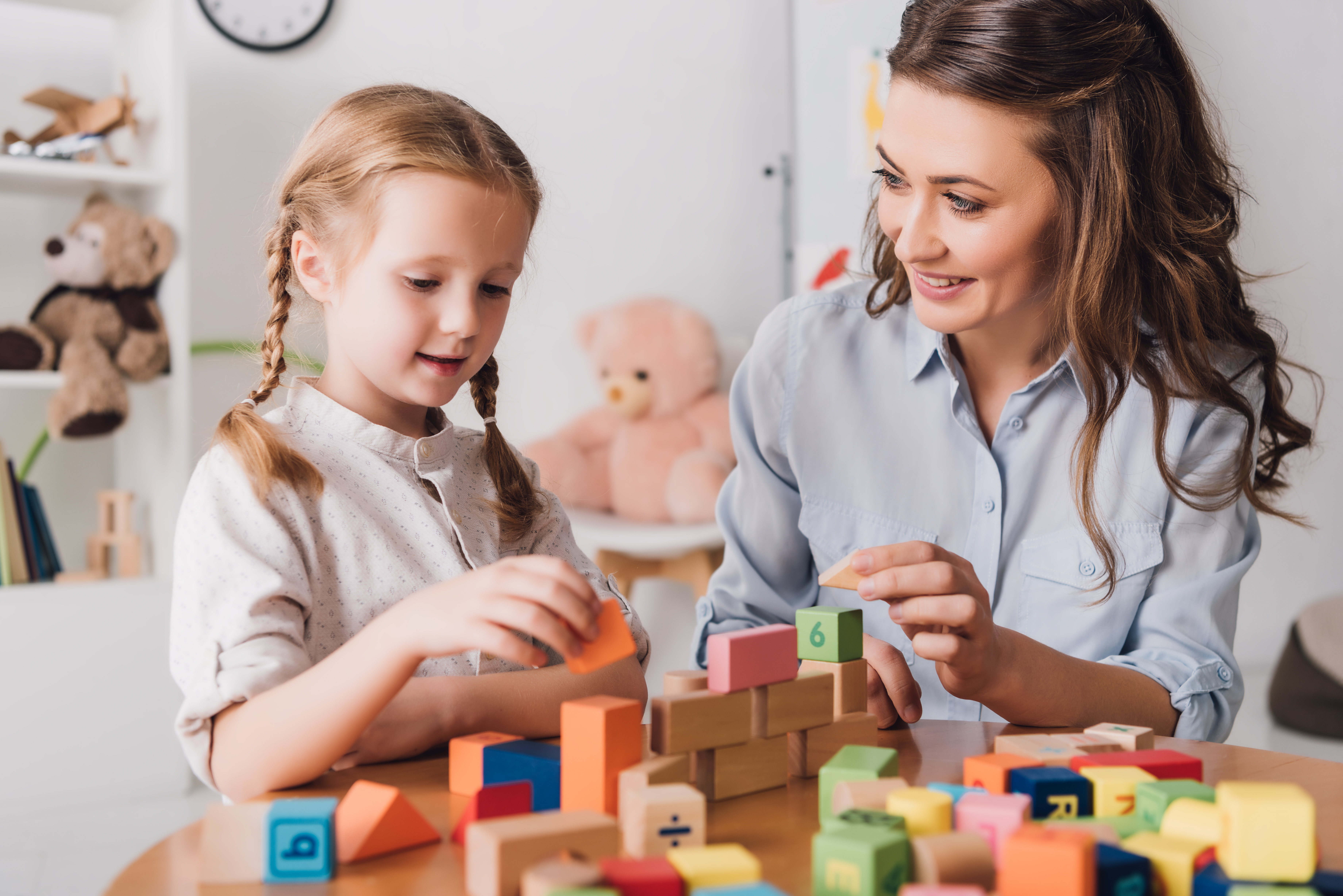 7 Stages of Starting Autism Services