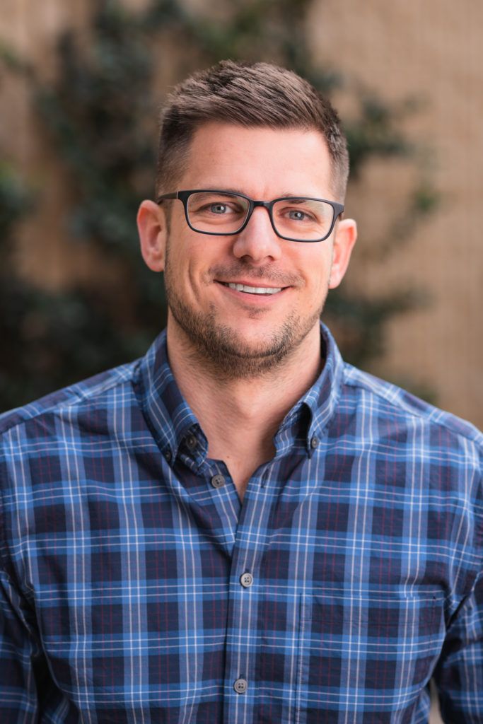 Kyle Jones, Clinical Director