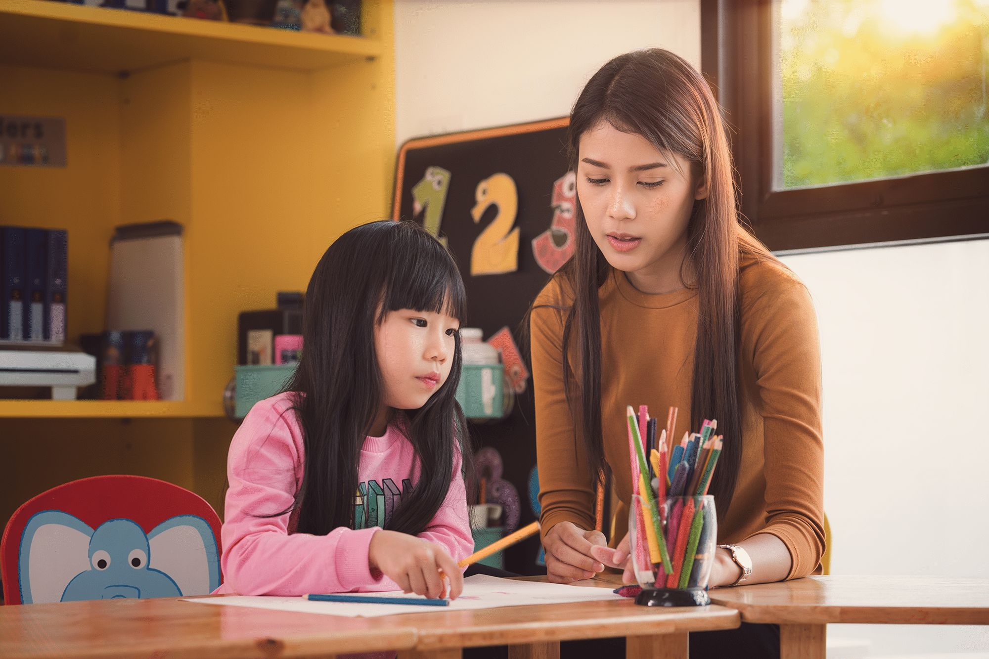 My Child Just Turned Three – What's an IEP?